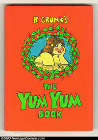 Yum Yum Book #1 First Print (Scrimshaw Press, 1975) Condition = VF/NM. This is a beautiful copy of Robert Crumb's infamo...