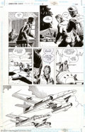 Original Comic Art:Panel Pages, Russ Heath - Original Art for Enemy Ace: War in Heaven #2 Lot of 3 Pages (DC, 2001). Russ Heath brings his long history of m...