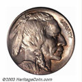 Buffalo Nickels: , 1920-D 5C MS65 PCGS. The 1920-D is a well-known strike ...