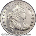Early Dimes: , 1805 10C 4 Berries AU58 PCGS. JR-2, R.2. Although neither ...