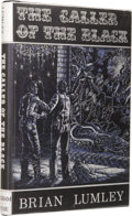 Books:First Editions, Brian Lumley: The Caller of the Black. (Sauk City: ArkhamHouse, 1971), first edition, 235 pages, black cloth with gilt ...