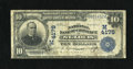National Bank Notes:Missouri, Saint Louis, MO - $10 1902 Date Back Fr. 619 The NB of Commerce Ch.# (M)4178. The bank officers' black ink signatures r...
