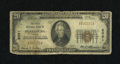 National Bank Notes:Virginia, Pearisburg, VA - $20 1929 Ty. 1 The First NB Ch. # 8091. This isone of 6 Small in the Kelly census. It was a cherished ...