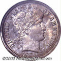 Barber Dimes: , 1901-O 10C MS66 PCGS. O-103. This is the O Over ...