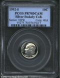 Proof Roosevelt Dimes: , 1992-S 10C Silver PR70 Deep Cameo PCGS. The beautifully ...