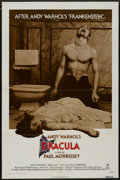 """Movie Posters:Horror, Andy Warhol's Dracula (Bryanston, 1974). One Sheet (27"""" X 41""""). Horror...."""