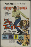 """Movie Posters:Rock and Roll, Don't Knock the Twist (Columbia, 1962). One Sheet (27"""" X 41""""). Rockand Roll...."""