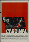 """Movie Posters:Drama, The Cardinal (Columbia, 1964). One Sheet (27"""" X 41"""") and Insert (14"""" X 36""""). Drama.... (Total: 2 Items)"""