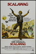 "Movie Posters:Adventure, Scalawag (Paramount, 1973). One Sheet (27"" X 41""). Adventure...."