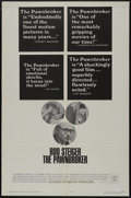 "Movie Posters:Drama, The Pawnbroker (Allied Artists, 1964). One Sheet (27"" X 41""). Drama...."