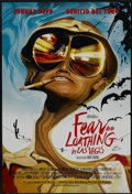 "Movie Posters:Adventure, Fear and Loathing in Las Vegas (Universal, 1998). One Sheet (27"" X40"") SS. Adventure...."