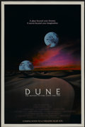"Movie Posters:Science Fiction, Dune (Universal, 1984). One Sheet (27"" X 41"") Advance Style A.Science Fiction...."