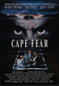 "Movie Posters:Thriller, Cape Fear (Universal, 1991). One Sheet (27"" X 40"") DS. Thriller...."