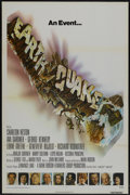 """Movie Posters:Action, Earthquake (Universal, 1974). One Sheet (27"""" X 41"""") Tri-Folded.Action...."""