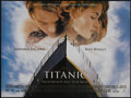 "Movie Posters:Academy Award Winner, Titanic (20th Century Fox, 1997). British Quad (30"" X 40"") SS.Academy Award Winner...."