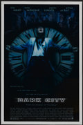 "Movie Posters:Science Fiction, Dark City (New Line, 1998). One Sheet (27"" X 41"") SS. ScienceFiction...."