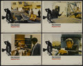 """Movie Posters:Action, Magnum Force (Warner Brothers, 1973). Lobby Cards (4) (11"""" X 14"""").Action.... (Total: 4 Items)"""