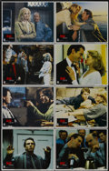 "Movie Posters:Crime, The Big Easy (Columbia, 1987). Lobby Card Set of 8 (11"" X 14"").Crime.... (Total: 8 Items)"