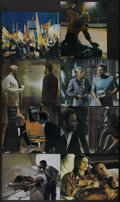"""Movie Posters:Science Fiction, Rollerball (United Artists, 1975). Jumbo Deluxe Lobby Card Set of16 (16"""" X 20""""). Science Fiction.... (Total: 16 Items)"""