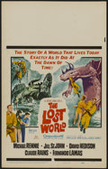 """Movie Posters:Science Fiction, The Lost World (20th Century Fox, 1960). Window Card (14"""" X 22"""").Science Fiction...."""