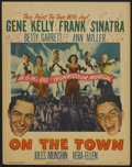 """Movie Posters:Musical, On the Town (MGM, 1949). Window Card (14"""" X 18""""). Musical...."""