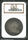 Early Dollars: , 1799 $1 Good 4 NGC. B-14, BB-167, R.3. Another heavily ...