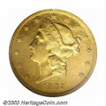Proof Liberty Double Eagles: , 1902 $20 PR58 NGC. This coin is one of 35-40 important ...