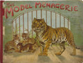 Books:Children's Books, [L.L. Weedon, Evelyn Fletcher, et al] The Model Menagerie, ANovel Picture Book of Wild Animals. London: Ernest ...