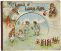 Books:Children's Books, L.L. Weedon. The Land of Long Ago: A Visit to Fairyland withHumpty Dumpty. London: Ernest Nister Publisher, [n....