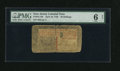 Colonial Notes:New Jersey, New Jersey April 10, 1759 30s PMG Good 6 Net....