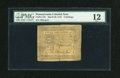 Colonial Notes:Pennsylvania, Pennsylvania March 20, 1773 4s PMG Fine 12....