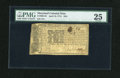 Colonial Notes:Maryland, Maryland April 10, 1774 $2/9 PMG Very Fine 25....
