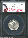 Additional Certified Coins: , 1920-S 25C Quarter MS64 Full Head SEGS (AU58). This ...