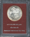 Additional Certified Coins: , 1903 $1 MS65 Paramount (MS64). The obverse has a few ...