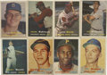 Baseball Cards:Lots, 1957 Topps Baseball Complete Set (407), Checklists (3) ContestCards (2) and Extras (30). Offered is a complete solid middl...