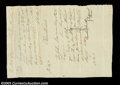Stocks and Bonds:Certificates with Significant Autographs, Oliver Wolcott, Signer of the Declaration of Independence ...