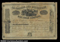 Stocks and Bonds:Railroad Certificates, LaCrosse and Milwaukee Rail Road Company (Wisconsin)