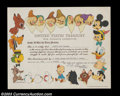 Stocks and Bonds:General Stocks & Bonds, Disney War Finance Committee Certificate.A second example, ...