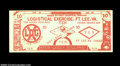 Miscellaneous:Other, Military Logistical Exercise Dollars. Identical but for ... (2 notes)