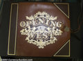 "Miscellaneous:Other, American Bank Note Company ""The Opening of the West."" ..."