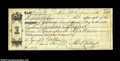Miscellaneous:Other, Early Hawaiian Draft. A First of Exchange hand dated in ...