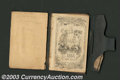 1865 Civil War Diary with Historic Old West Connection. This diary belonged to Thomas Morgan James, the cousin of the fa...
