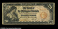 Philippines 20 pesos 1912 Bank of the Philippine Islands Pick 9b An undoubtedly rare star note, Fine with a couple of l...