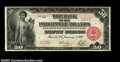 Philippines 50 pesos 1928 Bank of the Philippine Islands Pick 19 A nice example of this scarcer issue that is unpriced a...