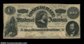 Confederate Notes:1862 Issues, T49 $100 1862. A nicely margined example. Very Fine, ...