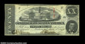 Confederate Notes:1863 Issues, T58 $20 1863. Crisp Uncirculated. Trimmed at right.