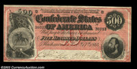 T64 $500 1864. One of the thrills of this cataloger's job is the opportunity to view impressive collections. A visit to...