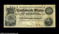Confederate Notes:1864 Issues, T64 $500 1864. A nice example with just a minimum of ...