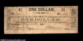 Obsoletes By State:Arkansas, Fort Smith, AR - City of Fort Smith $1 Dec. 18, 1861 UNL