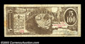 Santa Maria, CA- Labor Exchange Branch 177 5¢ 1897 An excessively rare piece which is one of less than a handful of...